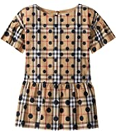 Burberry Kids - Anabella Shift Dress (Little Kids/Big Kids)