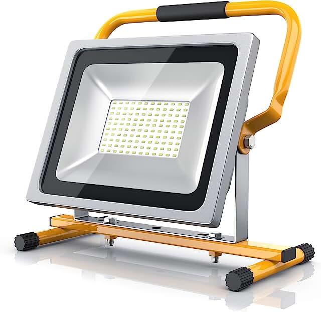 Baustrahler LED – Für den Einsatz auf der dunklen Baustelle
