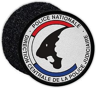 Copytec Patch DCPJ Direction Centrale de la Police judiciaire Justiz Polizei #33899