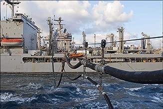 aircraft carrier at sea
