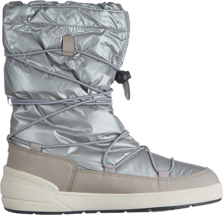 Snow Boot Ni/ñas Geox J Sleigh Girl B ABX