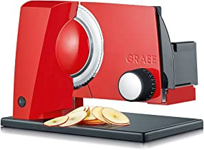 Graef Trancheuse métal rouge S11003