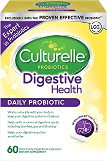 Culturelle 康萃乐 每日益生菌胶囊,膳食补充剂,60粒