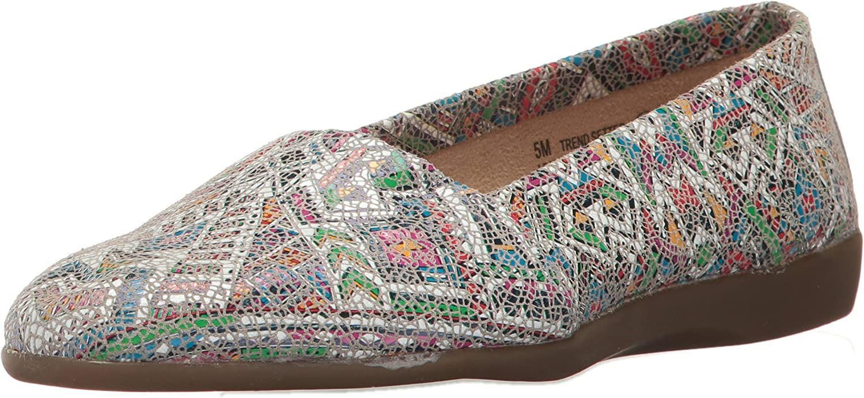 Aerosoles Frauen Trend Setter Leder Loafers    4fd219