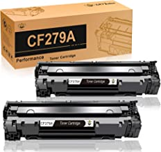 CMYBabee 79A CF279A Reemplazo para HP CF279A HP 79A Negro Alto rendimiento Cartucho de tóner, Compatible con HP LaserJet Pro MFP M26nw M26a HP LaserJet Pro M12w M12a Impresora (2-Paquete)