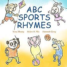 ABC Sports Rhymes (English Version) (English Edition)
