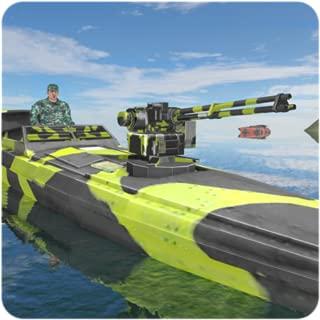 Army Boat Border Patrol Duty