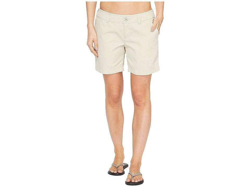 Columbia Compass Ridge Shorts 6 (Fossil) Women