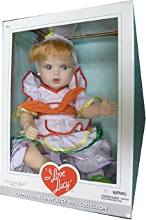 Precious Kids I Love Lucy Baby Doll  Be a Pal New 2012 Episode 3 Tv Series Lucille Ball Desi Arnaz Fans Collectible Fashion Baby Doll 45106