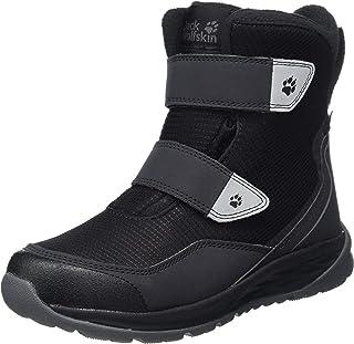 Jack Wolfskin Unisex Kid's Polar Bear Texapore High Vc K Snow Boots
