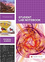 Physical Sciences Student Lab Notebook: 70 Carbonless Duplicate Sets
