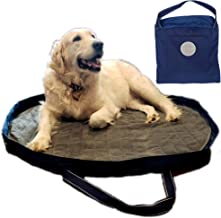 Lay-n-Go Dog Bed – Lightweight, Easy to Pack Up, Machine Washable, Durable – Great Dog Bed for Outdoors, Car, Travel, and ...