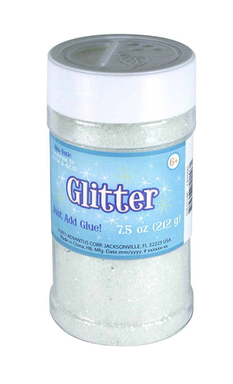 Sulyn 7.5 oz. Glitter Jar - Crystal