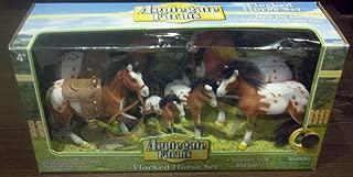Applegate Farms Flocked Horse Set