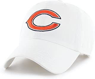 white chicago bears hat