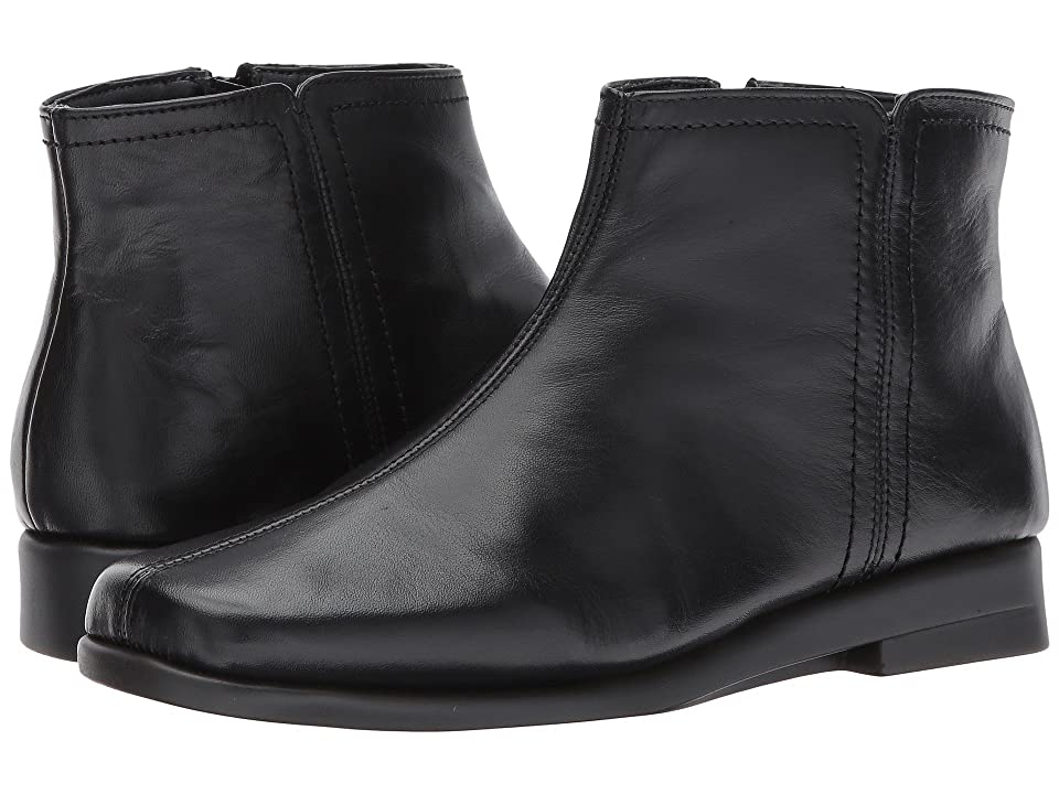 Aerosoles Double Trouble 2 (Black Leather) Women
