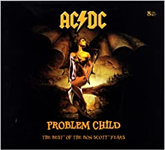 AC/DC - PROBLEM CHILD: 8 CD SET