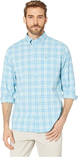 Convoy Plaid Intercoastal Shirt