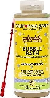 California Baby Calendula Aromatherapy Bubble Bath, 384ml