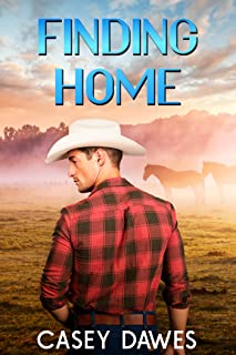 Finding Home (Rocky Mountain Front Book 2)