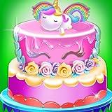 Unicorn Cake Making Games: Cake Cooking Games  Slime Cake Game  Birthday Cake  Bakery Chef  Cake Cooking Shop  Cake Maker Chef  Wedding Doll Cake  Baking & Cooking  Fruity Ice cream  Wedding Cake