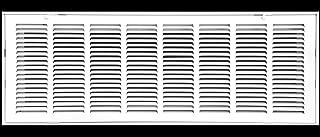 hinged return air grille