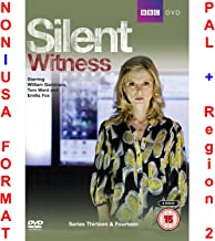 Silent Witness - Series 13 and 14 [NON-U.S.A. FORMAT: PAL + REGION 2 + U.K. IMPORT] (Original BBC British Version)