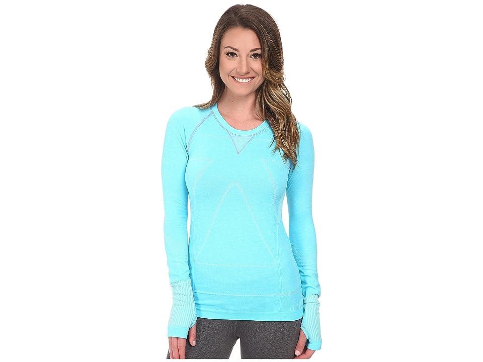 Zensah - Zensah Run Seamless Long Sleeve Shirt