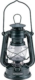 キャプテンスタッグ(CAPTAIN STAG) キャンプ LEDライト ランタン アンティーク 暖色 ハンマートン UK-4016 / UK-4017 / UK-4018