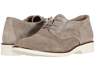 Sofft Simons (Light Grey Oiled Cow Suede) Women