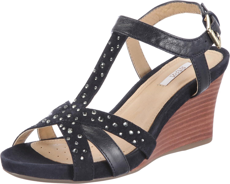 Geox damen Iride D22U2M02181C Damen Damen Sandalen Fashion-Sandalen  extrem niedrige Preise