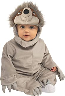Rubies Sloth Infant Grey Animal Costume