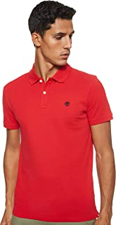 Timberland Men's TFO SS M-R Polo Polo