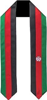 Afghanistan Flag Graduation Sash/Stole International Study Abroad Adult Unisex