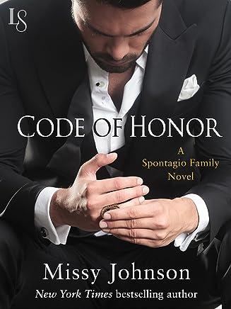 Code of Honor: A Spontagio Family Novel