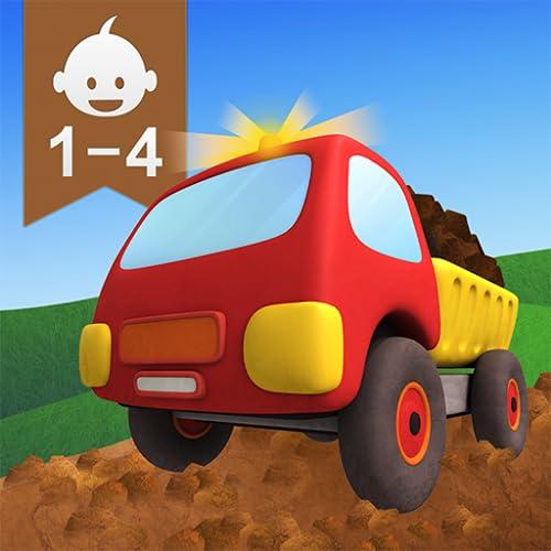 Tony, o Caminhão-Caçamba, e os Veículos de Construção