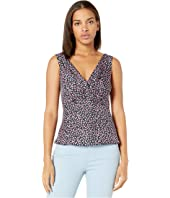 Rebecca Taylor - Sleeveless Wild Rose Tank