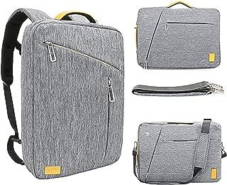 WIWU Multi Functional Backpack-15.6 Inch Convertible Laptop Backpack…