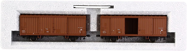 Kato 1808 Ho Wamu 80000 Wagon Set (2) (japan import)