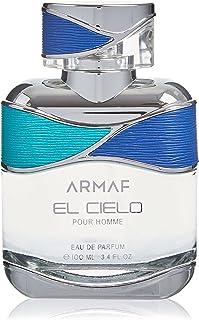 Armaf Man Perfume El Cielo Pour Homme Eau De Parfum100 ml / 3.4 FL. OZ - perfumes for men - citrus aromatic fragrance - Lo...