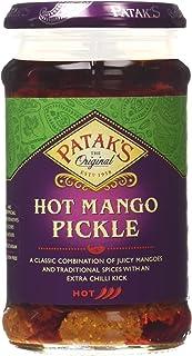 Pataks - Hot Mango Pickle - 283g