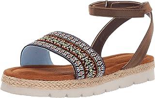 Bearpaw Women's Kahala Sandal 4 M Us Big Kid