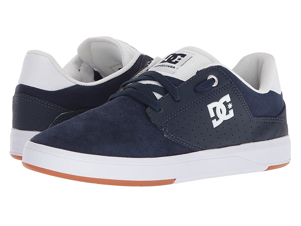 DC Plaza TC (Navy/White) Men