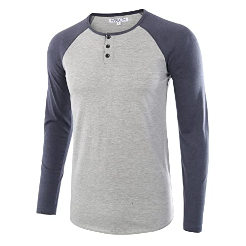 YUNY Mens Regular Fit Winter Warm Long Sleeves Outdoor Shirt 6 XL