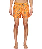 Missoni - Mare Printed Birds Nylon Swim Trunks