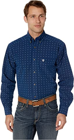 Hariston Print Shirt