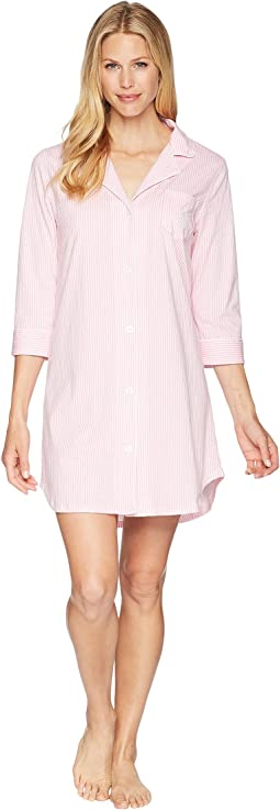 LAUREN Ralph Lauren Essentials Bingham Knits Sleep Shirt
