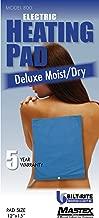 Bilt-Rite Mastex Health Standard Moist/Dry Heat Pad, Blue