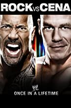 WWE: The Rock vs John Cena Once in a Lifetime