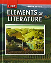 Elements of Literature: Student Edition Grade 8 Second Course 2007